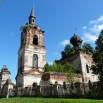Храм в селе Веретея